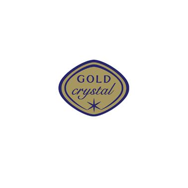 Logo Gold Crystal