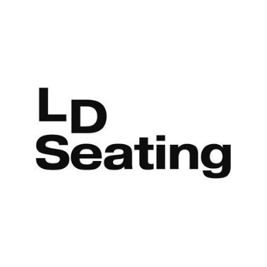 LD Seating logo reference.